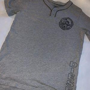 Diesel brand boys XXL Baseball style  T-shirt!